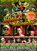 11/29(土) NoRetreat NoSurrender Release Party