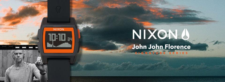 NIXON×John John Florence