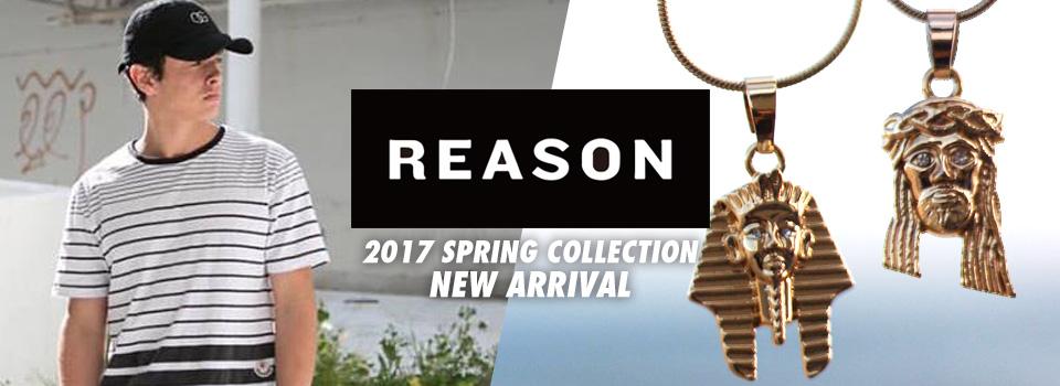 REASON -NEW ARRIVAL-