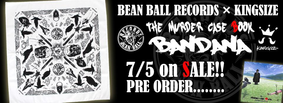 KINGSIZE×BEAN BALL RECORDS