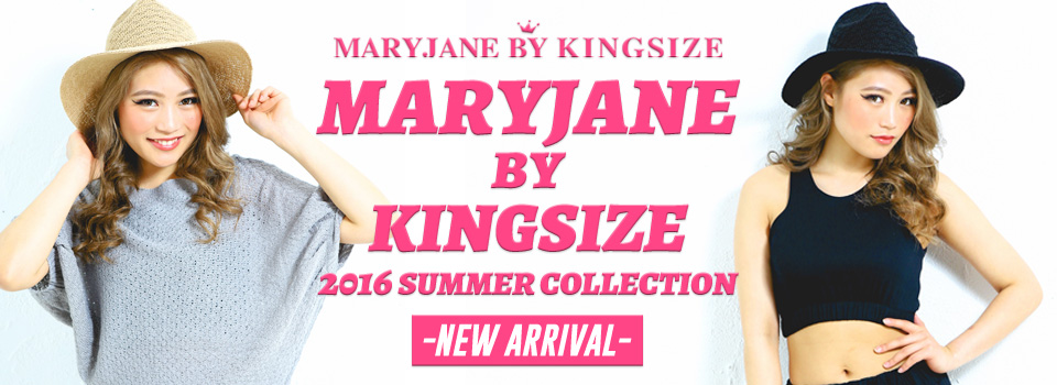 MARYJANES BY KINGSIZE -NEW ARRIVAL-