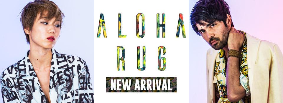 aloha rug -NEW ARRIVAL-