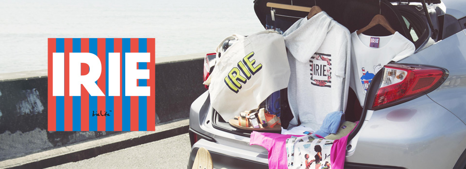 IRIE by irielife -NEW ARRIVAL-