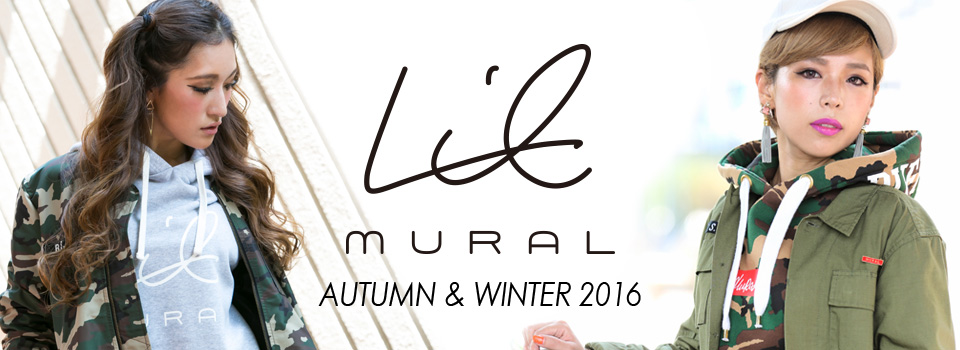 Lil MURAL -NEW ARRIVAL-