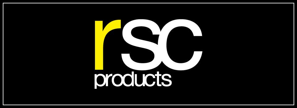 rsc products 取り扱いスタート!!