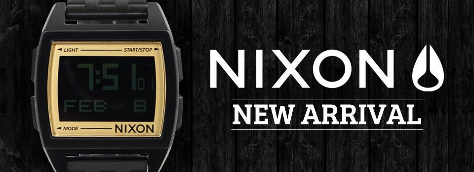 NIXON -NEW ARRIVAL-