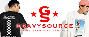 GRAVYSOURCE -NEW ARRIVAL-