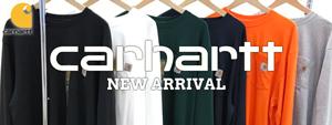 CARHARTT -NEW ARRIVAL-